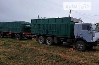 Контейнеровоз КамАЗ 53212 1992 в Одесі