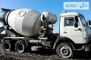 КамАЗ 53213 2000 в Броварах