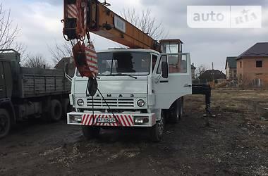 КамАЗ 53213 1990 в Івано-Франківську