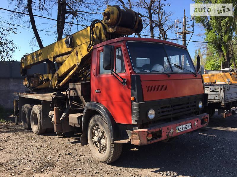 КамАЗ 53213 1991 в Кривом Роге