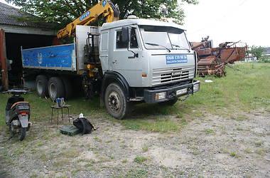 КамАЗ 53215 2001 в Малині