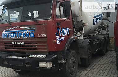 Бетономешалка (Миксер) КамАЗ 53229 2008 в Ивано-Франковске