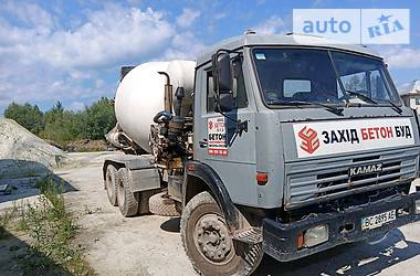 Бетонозмішувач (Міксер) КамАЗ 53229 2006 в Львові