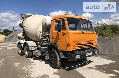 Бетонозмішувач (Міксер) КамАЗ 53229 2002 в Рівному