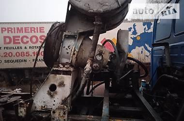 Бетонозмішувач (Міксер) КамАЗ 53229 1986 в Чернігові