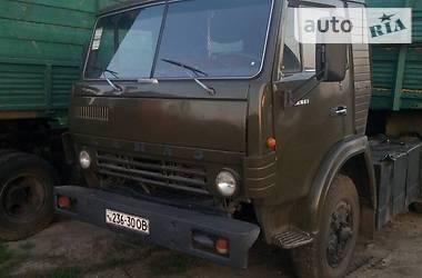 КамАЗ 54112 1989 в Подільську