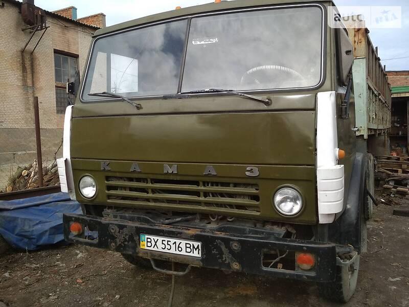 КамАЗ 54112 1995 в Хмельницькому