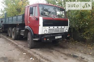 КамАЗ 54112 1985 в Долинской