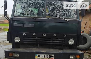 Тягач КамАЗ 54112 1992 в Гайсине