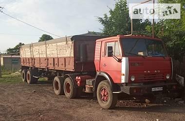 Тягач КамАЗ 54112 1987 в Великой Михайловке