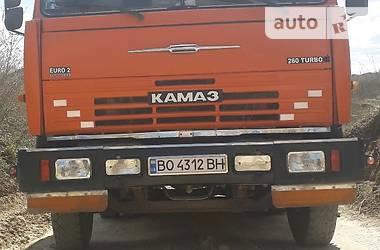 КамАЗ 54115 2002 в Тернополе