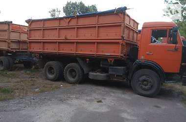 КамАЗ 55102 2011 в Сумах