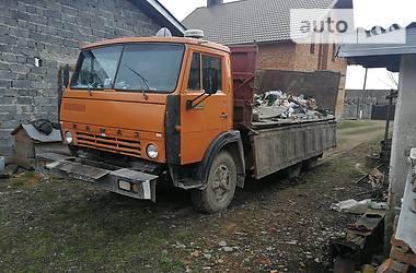 КамАЗ 55102 1991 в Івано-Франківську