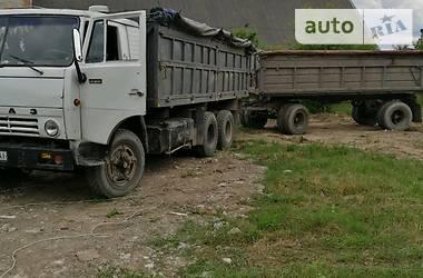 КамАЗ 55102 1992 в Тернополе