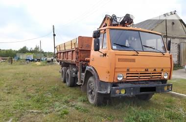 КамАЗ 55102 1989 в Камне-Каширском