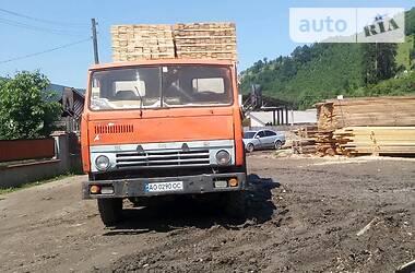 КамАЗ 55102 1992 в Рахове