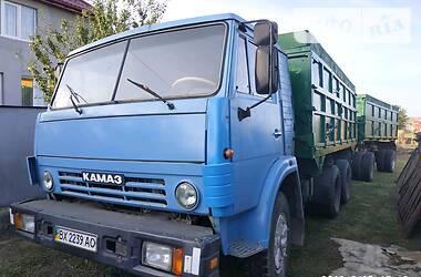 КамАЗ 55102 1991 в Ходорове