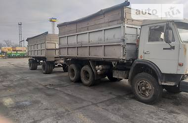 КамАЗ 55102 1991 в Беляевке