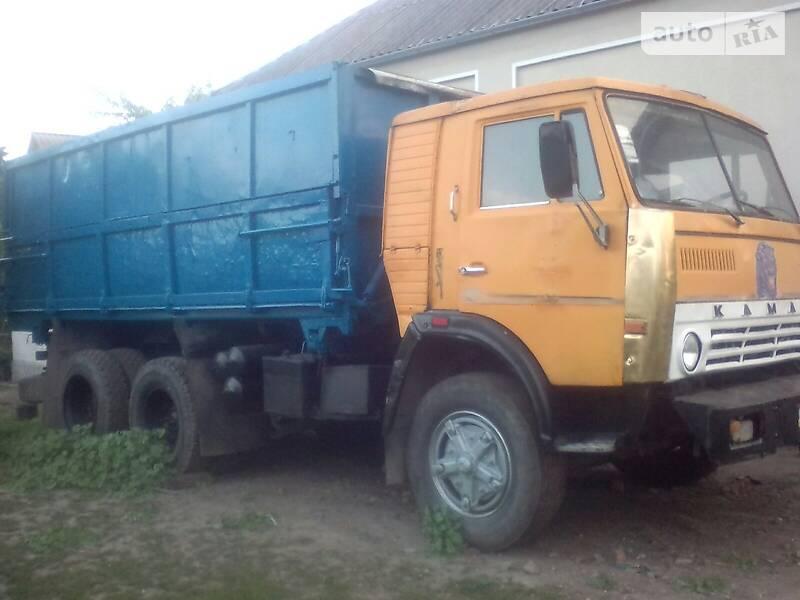 КамАЗ 55102 1989 в Погребище