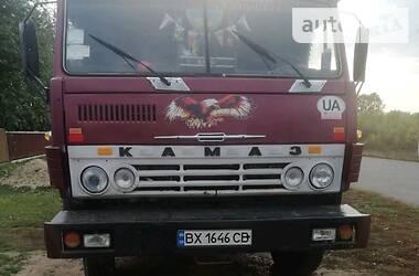 КамАЗ 55102 1992 в Староконстантинове