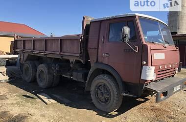 Бортовий КамАЗ 55102 1985 в Івано-Франківську