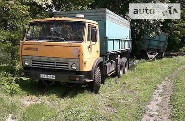 Зерновоз КамАЗ 55102 1982 в Драбове