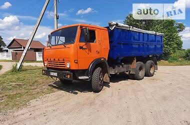 Самосвал КамАЗ 55102 1989 в Черкассах