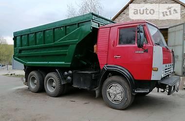 КамАЗ 55111 1989 в Новомосковске