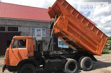 КамАЗ 55111 1989 в Верхнеднепровске