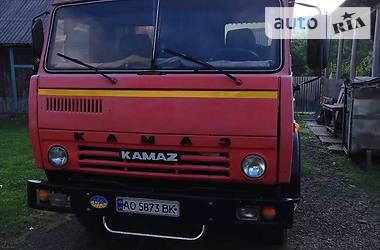 Самосвал КамАЗ 55111 1990 в Мукачево