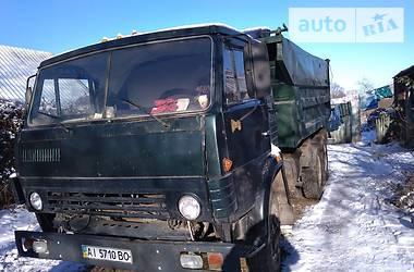 КамАЗ 5511 1986 в Черкассах