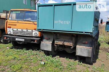 Самосвал КамАЗ 5511 1990 в Одессе