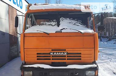 КамАЗ 65115  2007