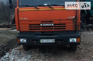 Самоскид КамАЗ 65115 2008 в Харкові
