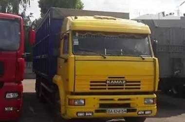 КамАЗ 65117 2007 в Кропивницькому