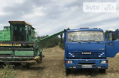 КамАЗ 65117 2010 в Доманевке