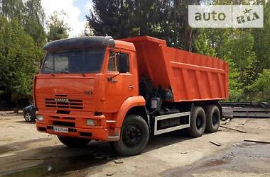 КамАЗ 6520 2006 в Харькове
