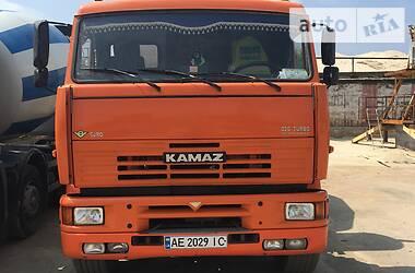 КамАЗ 6520 2008 в Дніпрі