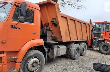 КамАЗ 6520 2007 в Киеве