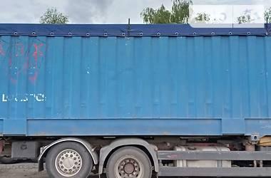 Контейнеровоз Kassbohrer 418-17 2007 в Врадіївці