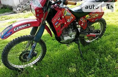 Kawasaki 200 2000 в Ужгороді