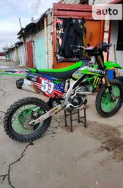 Kawasaki 250 2010 в Бердянске