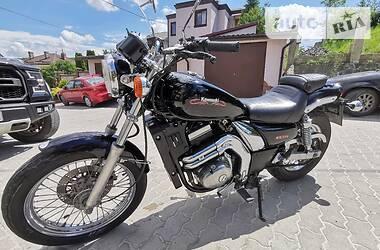Kawasaki EL 2002 в Львове