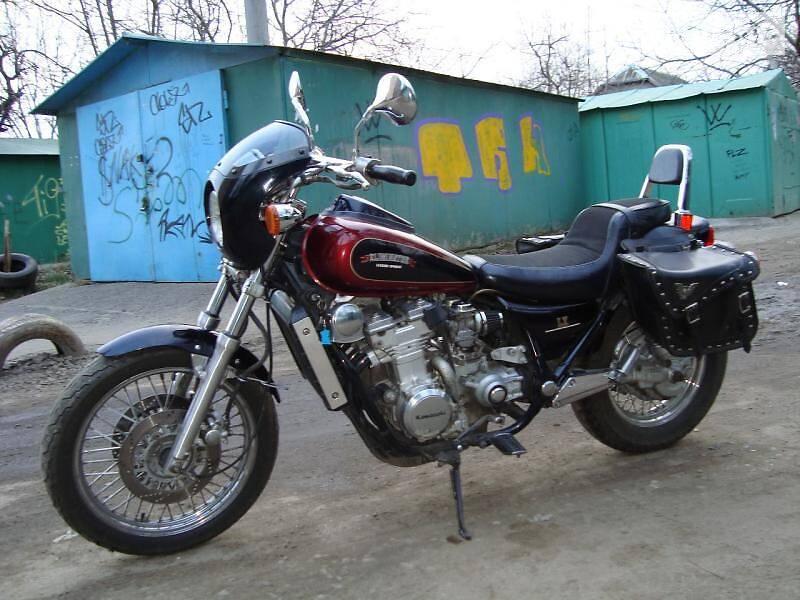 Мотоцикл Классік Kawasaki Eliminator 1990 в Одесі