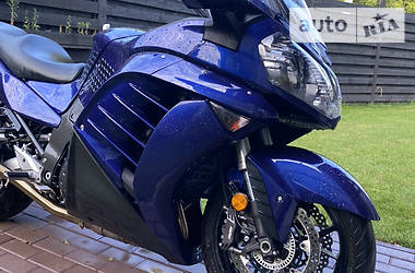Мотоцикл Спорт-туризм Kawasaki GTR 1400 2013 в Києві