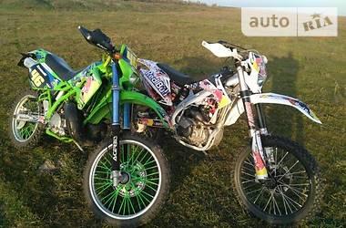Kawasaki KDX 2000 в Приморську