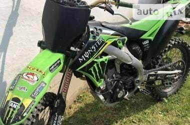 Kawasaki KFX 2011 в Ровно