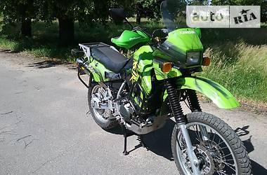 Kawasaki KLR 2002 в Черкассах