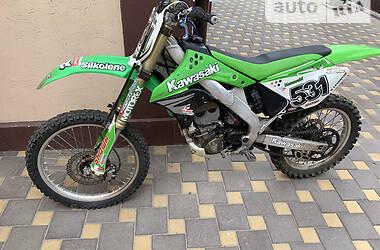 Мотоцикл Кросс Kawasaki KX 250F 2007 в Бильмаке
