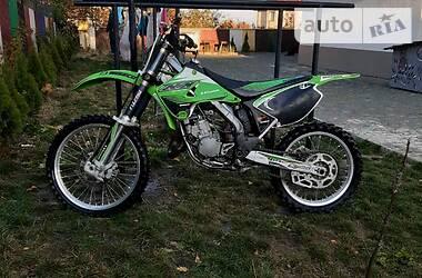 Kawasaki KX 2002 в Черновцах